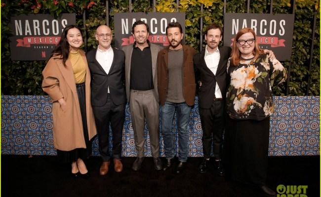 Diego Luna Narcos Mexico Cast Celebrate Season 2