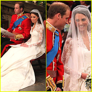 Prince William Kate Middleton Are Married Kate Middleton Prince William Royal Wedding Just Jared