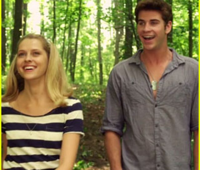 Liam Hemsworth Teresa Palmer Love Honor Exclusive Clip
