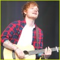 Ed sheeran plays radio 1 s big weekend after thinking out loud