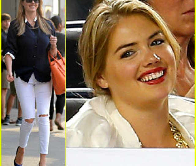 Kate Upton Reveals Why She Hasnt Posed Nude Yet