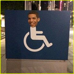 Wheelchair Drake Rocking Chair Lowes S Face On Signs Is A New Trend In Toronto