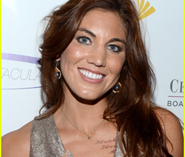 Soccer Star Hope Solo Maintains Her Innocence In Domestic Violence Case Discusses Nude Photo Hack