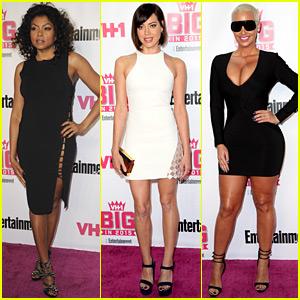 Taraji P. Henson, Amber Rose & More Are VH1's Big in 2015 Stars!