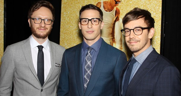 Andy Samberg & Lonely Island Premiere Osama Bin Laden Song Finest Girl Watch Music Video
