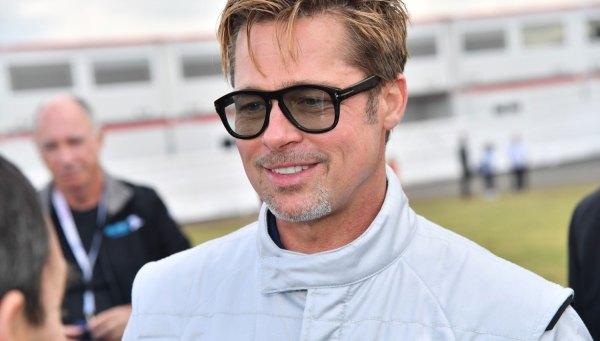 Brad Pitt Cars