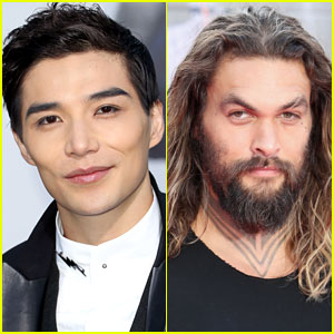 Power Rangers' Ludi Lin Lands 'Aquaman' Role Opposite Jason Momoa!