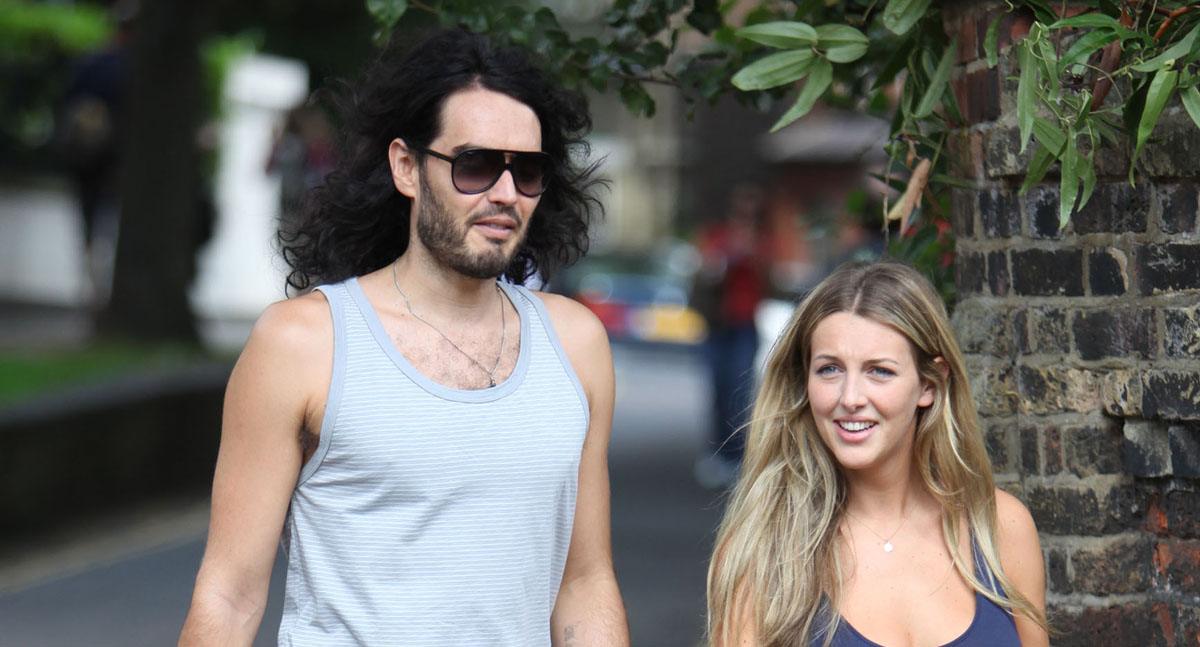 Russell Brand Is Married to Laura Gallacher  Laura