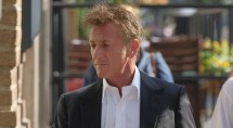 Sean Penn Suits Day In York City
