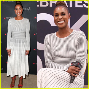 Issa Rae Celebrates Black History Month With the 'Insecure' Cast