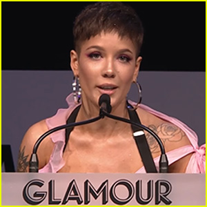 Halsey Encourages Women to 'Be Inconvenient' in Powerful Poem - Watch!
