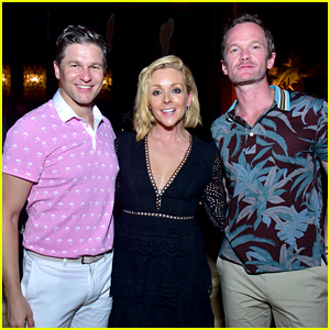 Neil Patrick Harris, David Burtka, Jane Krakowski & More Celebrate at Dorado Beach in Puerto Rico!