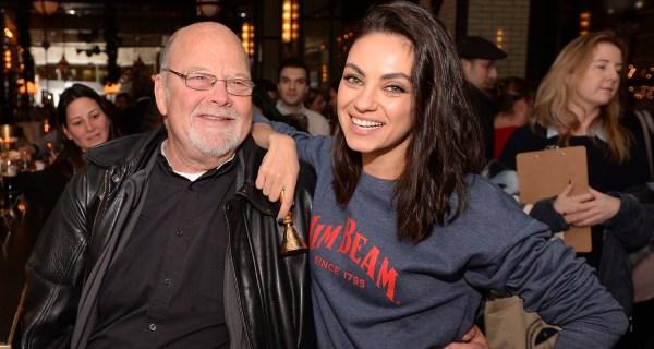 Mila Kunis Celebrates Prohibition Repeal 85th Anniversary