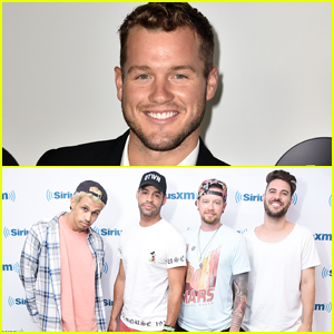 'Bachelor' Star Colton Underwood Joins O-Town for Charity Single 'Hello World' - Listen!