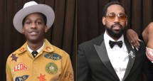 Leon Bridges & Pj Morton Tie Traditional