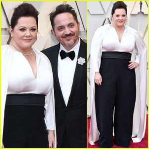 Melissa McCarthy is Supported by Husband Ben Falcone at Oscars 2019