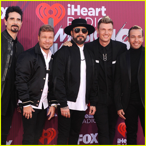 The Backstreet Boys Step Out for iHeartRadio Music Awards 2019!