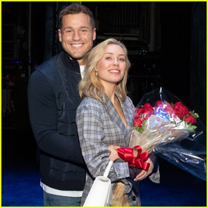 Colton Underwood & Cassie Randolph Have Broadway Date Night in NYC