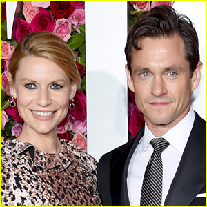 Claire Danes' Husband Hugh Dancy Joins 'Homeland' for Final Season!