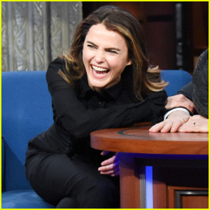 Keri Russell Gets Questioned About 'Star Wars: Episode IX'