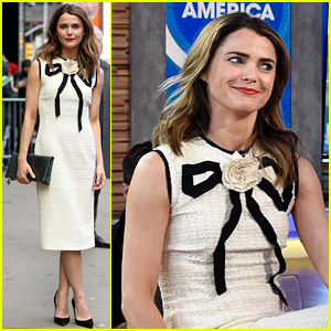 Keri Russell Says 'Star Wars' Role Makes Her 'Cool' to Her Kids