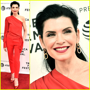 Julianna Margulies is Red-Hot at 'The Hot Zone' Tribeca Premiere