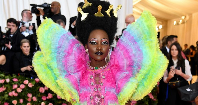 Image result for Met gala 2019 lupita