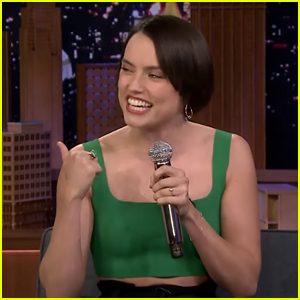 Daisy Ridley Raps Lil' Kim's 'Lady Marmalade' Verse - Watch Now!