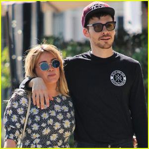 Hilary Duff & Fiance Matthew Koma Spend the Day Shopping Together