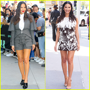Olivia Munn Says She Almost Turned Down 'Attack Of The Show'