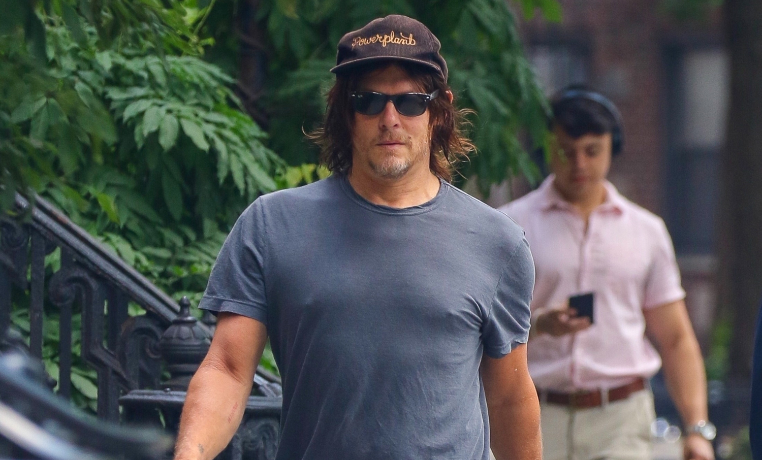 norman reedus goes for