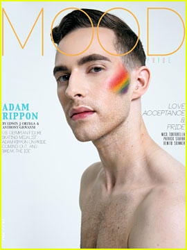 Adam Rippon Shares His Advice for Younger Self & Coming Out