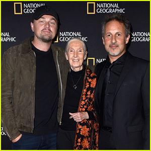 Leonardo DiCaprio Supports the Documentary He Produced at Hollywood Premiere Event