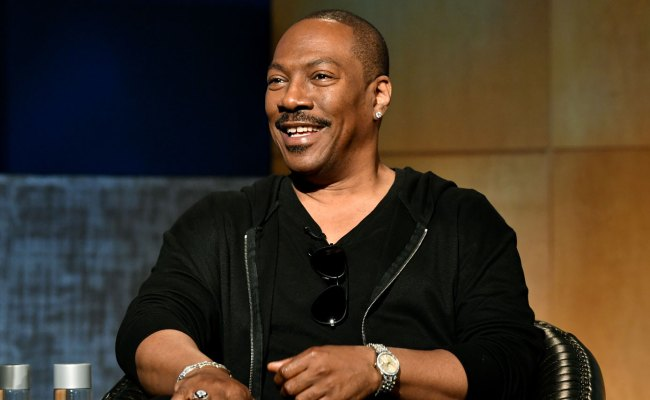 Netflix Might Pay Eddie Murphy 70 Million For Stand Up