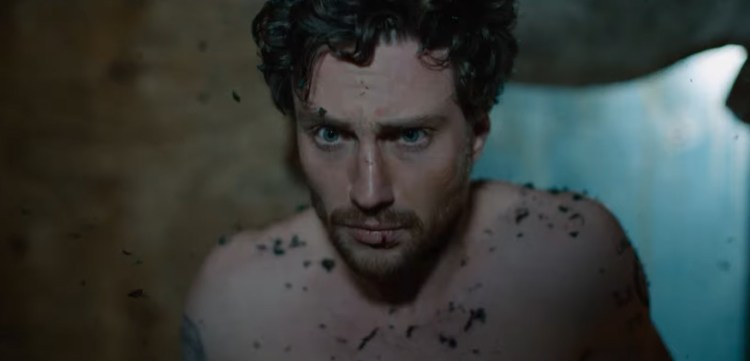 Aaron Taylor-Johnson Plays Struggling Drug Addict in 'A ...