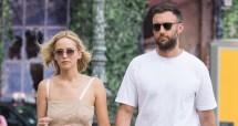 Jennifer Lawrence & Cooke Maroney Married