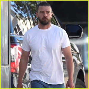 Justin Timberlake Continues Filming New Movie 'Palmer' in New Orleans