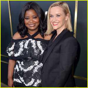 Reese Witherspoon & Octavia Spencer Premiere 'Truth Be Told'