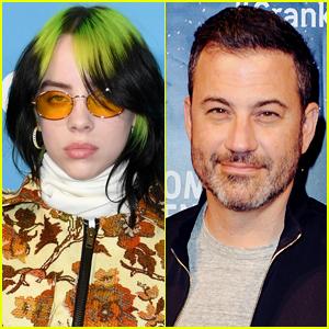 Fans Think Billie Eilish Called Out Jimmy Kimmel in a Public Speech
