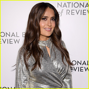 Salma Hayek Reveals She Was 'Severely Injured' by a Monkey