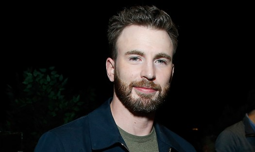 Chris Evans Used to Have Panic Attacks on Set That Almost ...