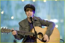 Justin Bieber On Good Morning America