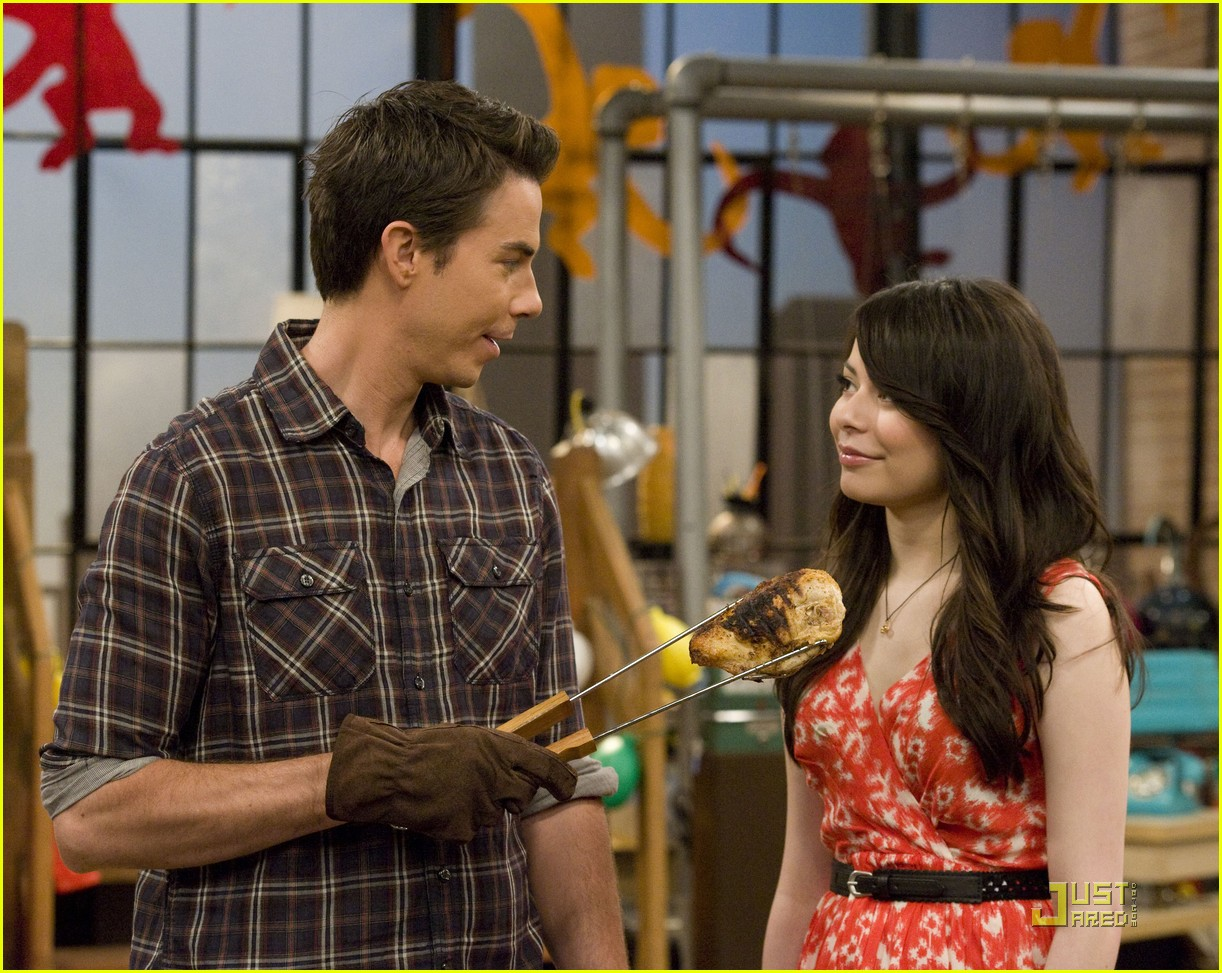 Sam og Freddie dating iCarly
