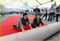 Rico Rodriguez & Nolan Gould Roll Out SAG Awards Red ...