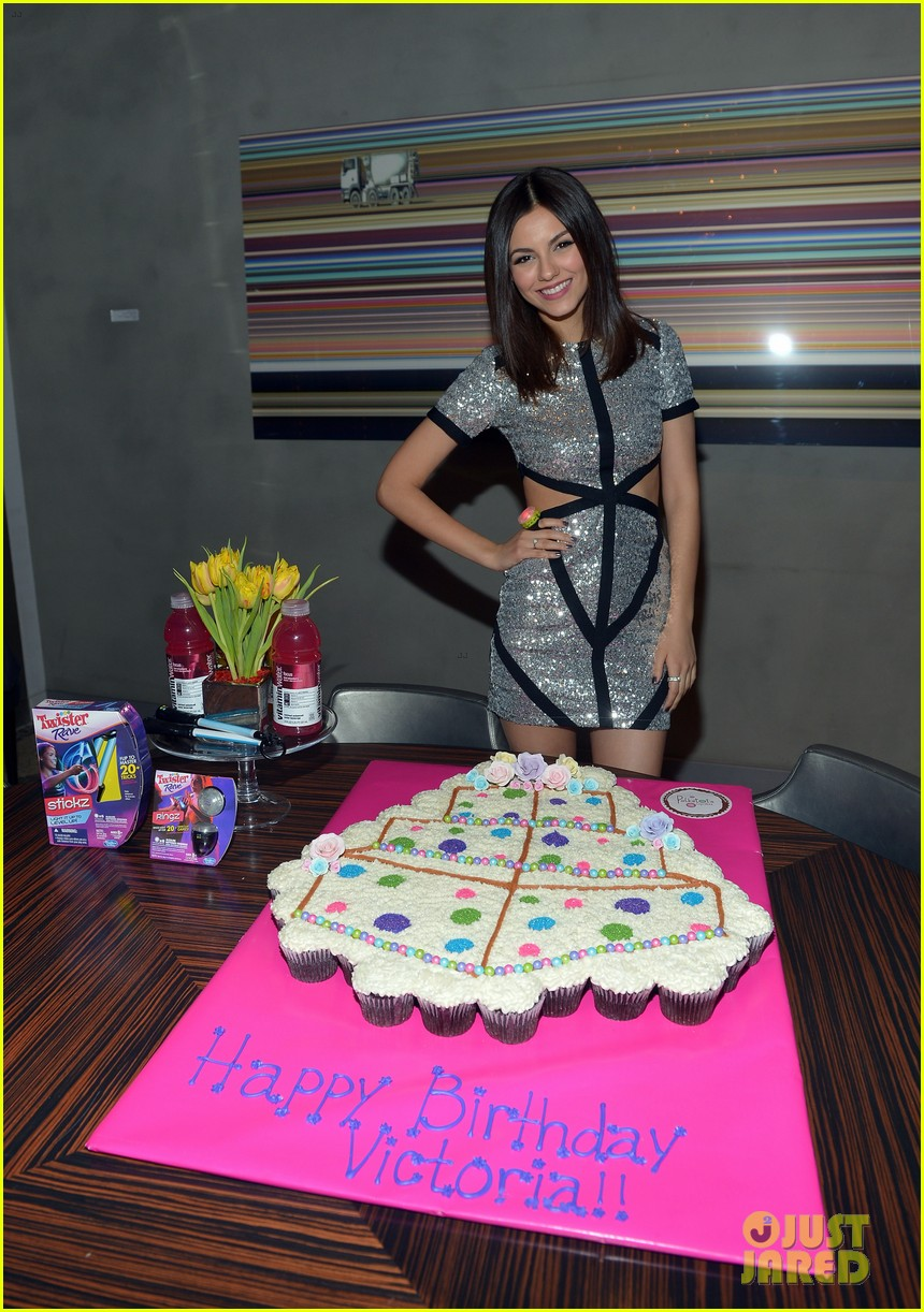 victoria justice 20th birthday
