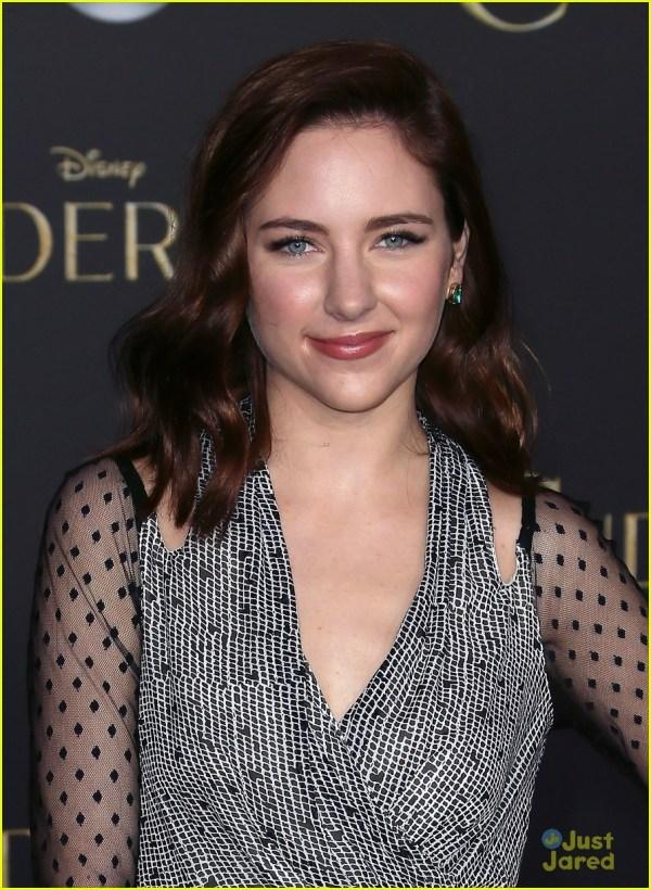 Chloe Bennet at Cinderella Premiere