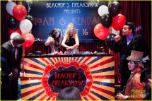 Noah Cyrus Celebrates Sweet 16 With 'american Horror Story