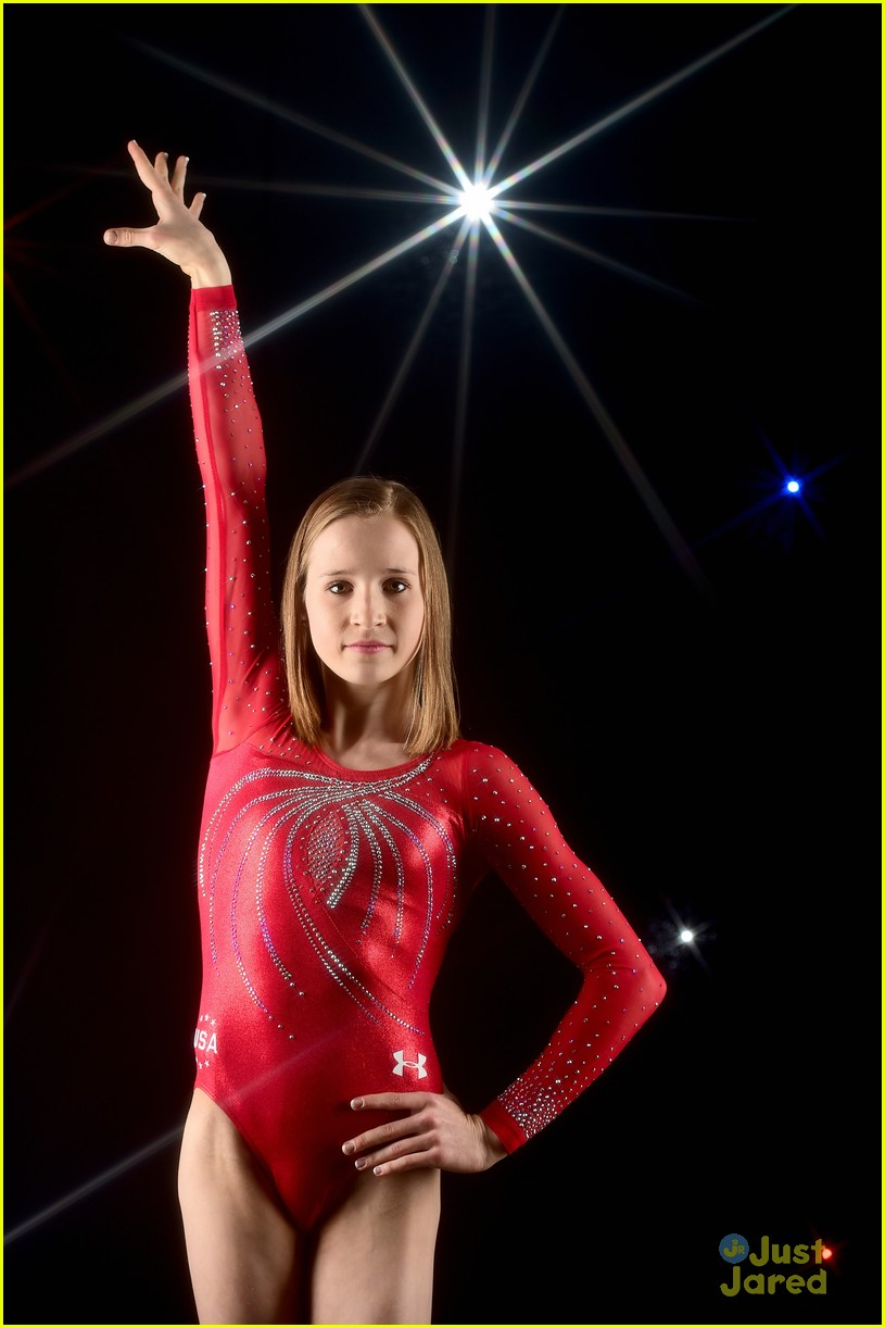 Gabby Douglas Amp Aly Raisman Talk About Age In Gymnastics