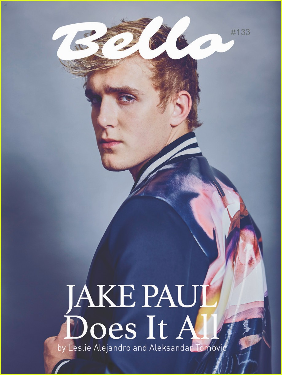 jake paul is completely