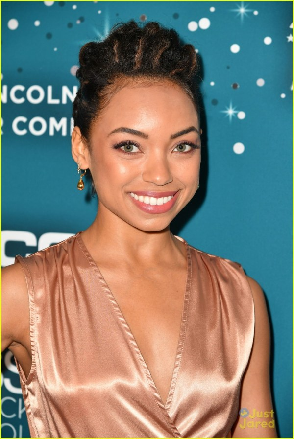Logan Browning Dear White People